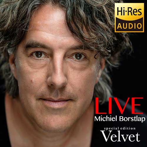 Hi-Res Audio - Michiel Borstlap - Live - Special Edition Velvet