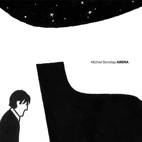 Michiel Borstlap - Arena (CD and DVD)