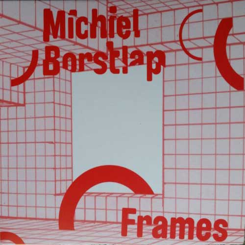 Michiel Borstlap - Frames (audio-cd)