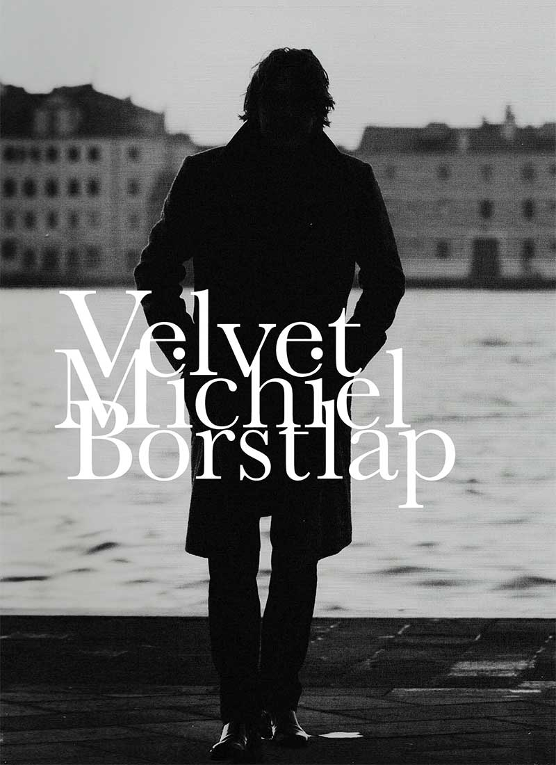 - Michiel Borstlap - Velvet - Piano Book
