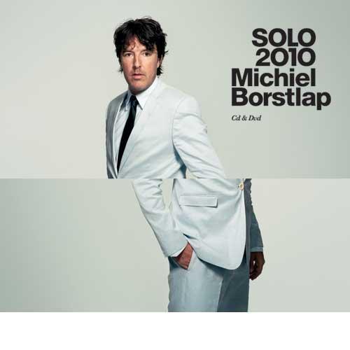 Michiel Borstlap - SOLO 2010 (CD & DVD)