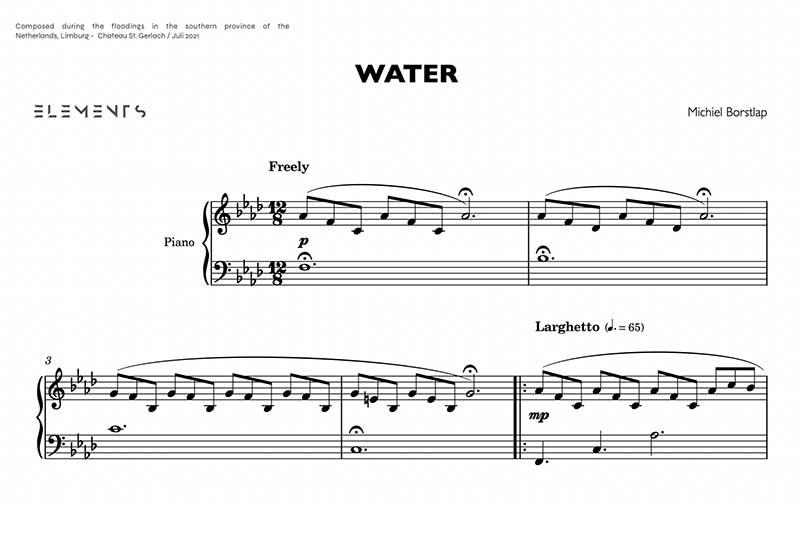 Michiel Borstlap - Water (download)