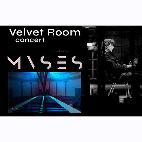 June 3, 2021 - Michiel Borstlap in The Velvet Room